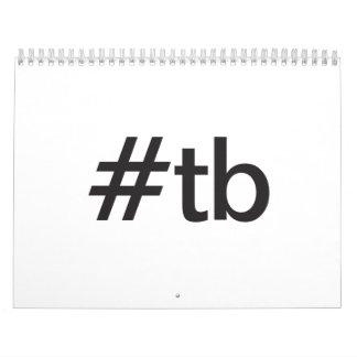 tb calendar