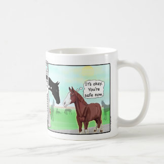 TB Friends Coffee Mug