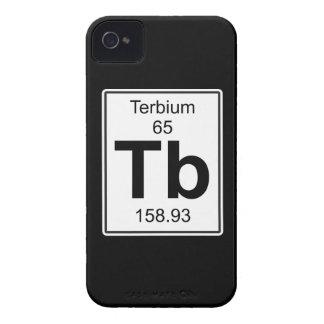 Tb - Terbium iPhone 4 Case