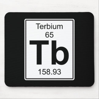 Tb - Terbium Mouse Pad