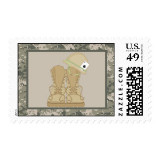 {TBA} 20 Postage Stamps ARMY ACU Camoflauge Digita