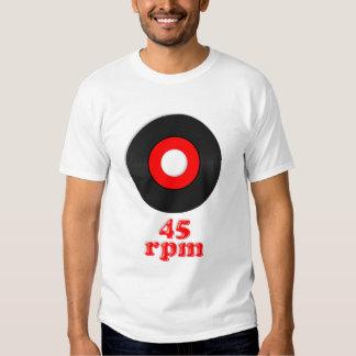 TBA 45 rpm T-shirt