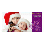 TBA Award Winner: Christmas Photo Card 003