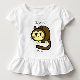 TBA AWARD WINNER The Cat's Meow -Customized Toddler T-shirt