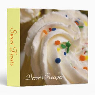 {TBA} Dessert Recipes Cupcake Avery Binder