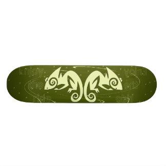 {TBA} Double Lizard Enjoy the Ride Skateboard