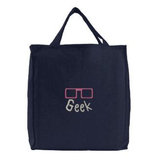 TBA Geek Embroidered Bag