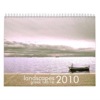 (TBA) greece Wall Calendar
