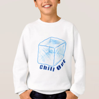 TBA Ice Cube Chill Out Sweatshirt