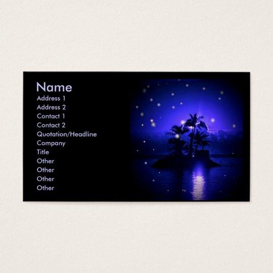 -TBA - Magic Night Profile Card