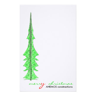 (TBA) merry christmas Stationery