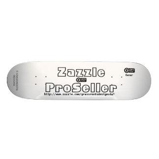 TBA ProSellers Sky Rider Business Card Skateboard Deck