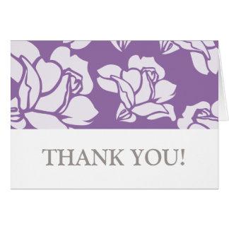 (TBA) Rose Garden Thank You Card