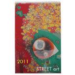(TBA) STREET art Calendar