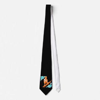 (TBA) Surfing Neck Tie