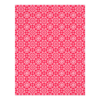 TBA Transparent Tessellation 8 AB Any Color Paper Letterhead