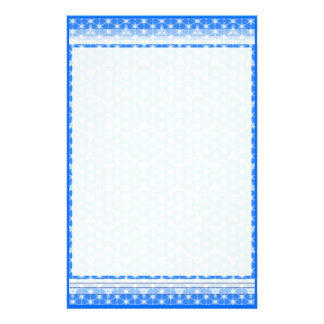 TBA Transparent Tessellation Apollo 61 Any Color Personalized Stationery