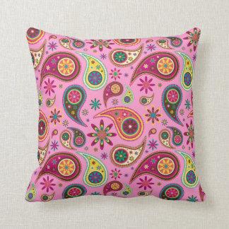 <TBA WINNER>Amazing Paisley Pillow