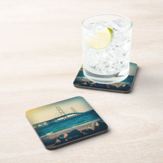 *TBA Winner*  Holga Mackinac Bridge Coasters