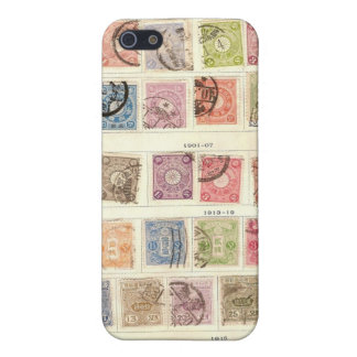 TBA Winner Japanese Postage Cover For iPhone SE/5/5s