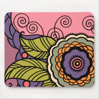 {TBA Winner} May Flower Mousepad