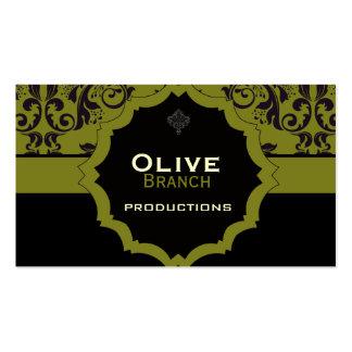 <TBA WINNER>Olive Juice Business Card