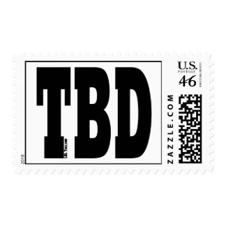 TBD STAMPS