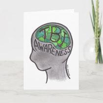TBI Awareness Card