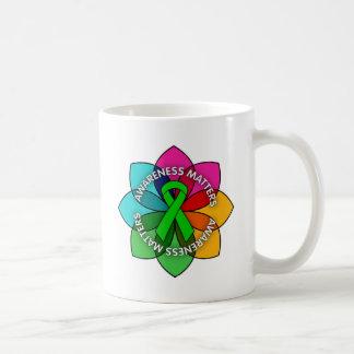 TBI Awareness Matters Petals Coffee Mugs