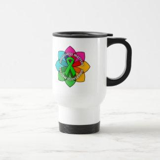TBI Awareness Matters Petals Coffee Mug