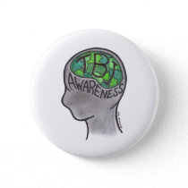 TBI Awareness Pinback Button