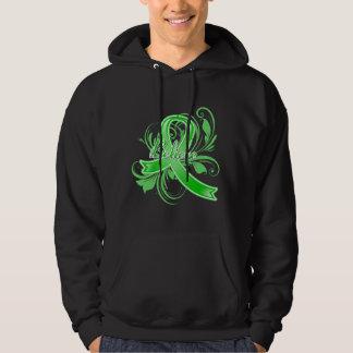 TBI Believe Flourish Ribbon Hooded Sweatshirt