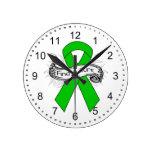 TBI encuentran una cinta de la curación Relojes De Pared