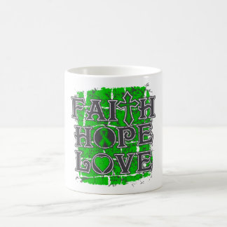 TBI Faith Hope Love Coffee Mugs