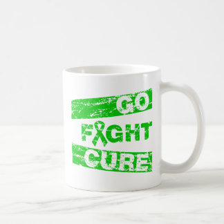 TBI Go Fight Cure Coffee Mug