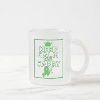 TBI  Keep Calm and Carry ON Mugs