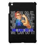 TBI Rosie PODEMOS HACERLO (Blue Ribbon) iPad Mini Cárcasa