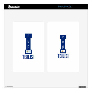 Tbilisi design skins for kindle fire