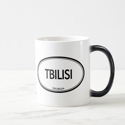 Tbilisi, Georgia Magic Mug