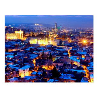 Tbilisi Postcard