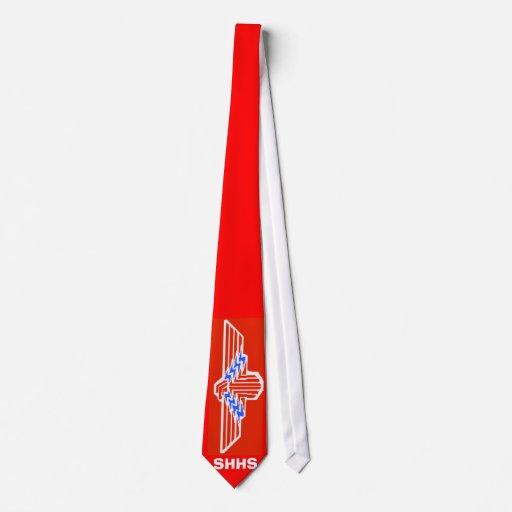 TBird- RED2, SHHS Necktie
