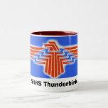TBird, Thunderbirds de SHHS Tazas De Café