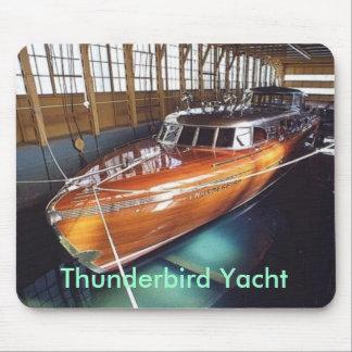 tbirdboathouse, Thunderbird Yacht, Thunderbird ... Mouse Mats