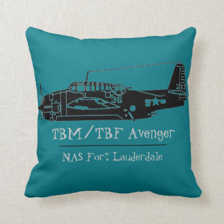 TBM Avengers Pillow