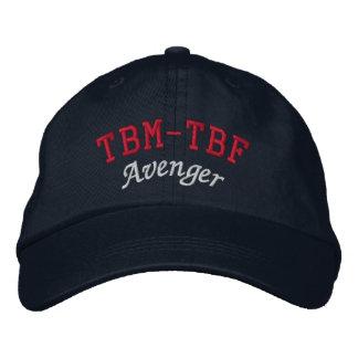 TBM-TBF AVENGER BASEBALL CAP