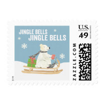 TBO- JingleBells Holiday Stamp