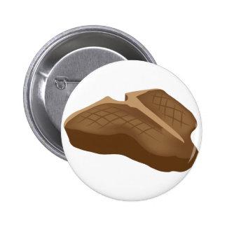 TBONE steak Pinback Buttons