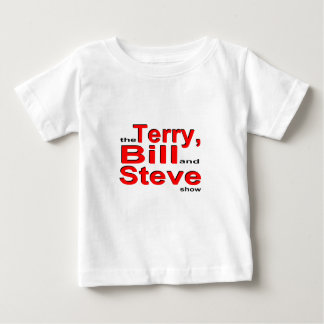 TBS Logo - White Baby T-Shirt