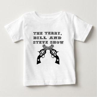 TBS - Six Shooter Logo Baby T-Shirt