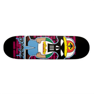 TBSU Yo Man Skate Board